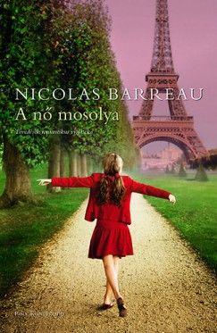 A nő mosolya - Nicolas Barreau pdf epub
