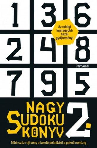 Nagy Sudoku Könyv 2.,