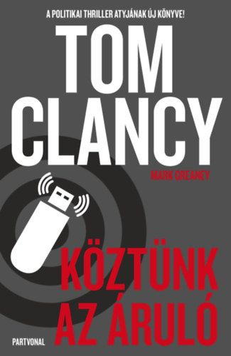 Köztünk az áruló - Tom Clancy pdf epub