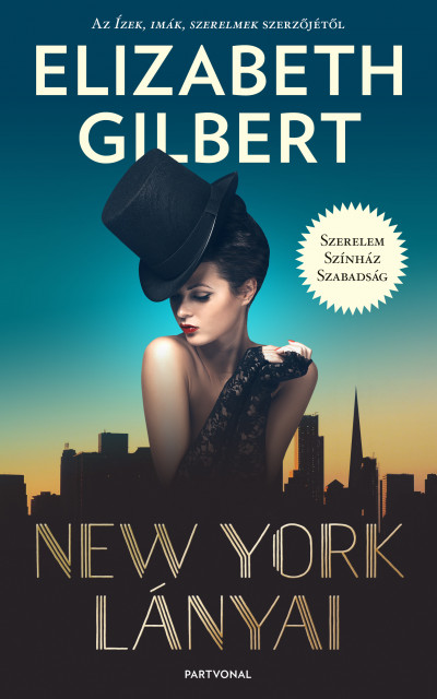 New York lányai - Elizabeth Gilbert pdf epub