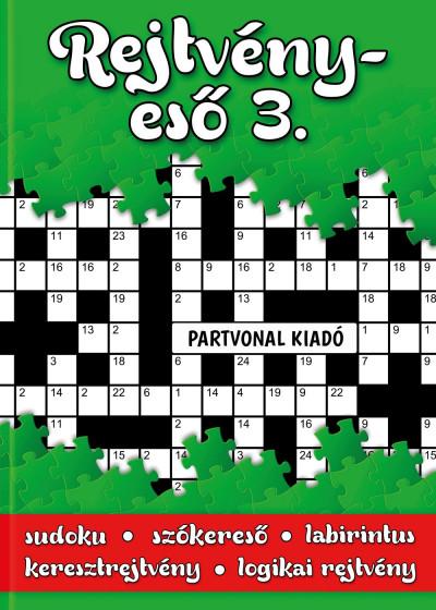 Rejtvényeső 3. - zöld