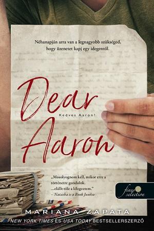 Dear Aaron - Kedves Aaron!