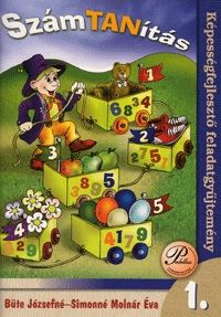 SzámTANítás 1. Képességfejlesztő feladatgyűjtemény - Simonné Molnár Éva pdf epub