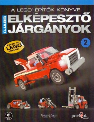 A LEGO építők könyve 2. - Nathanael Kuipers pdf epub