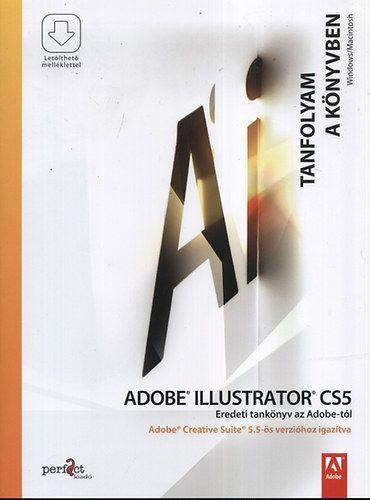 Adobe Illustrator CS5 - Tanfolyam a könyvben