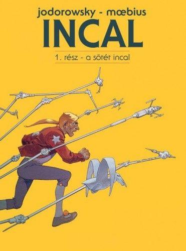 A Sötét Incal - Incal 1.