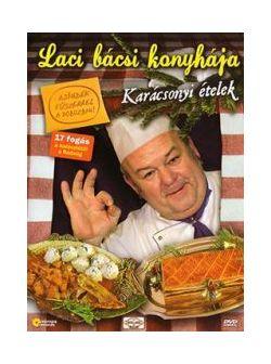 Laci bácsi konyhája - Karácsonyi ételek - DVD