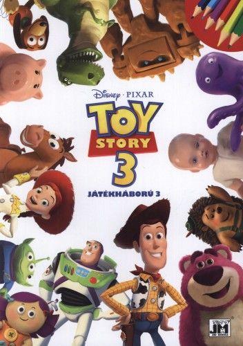 Toy Story 3. - A4 színező
