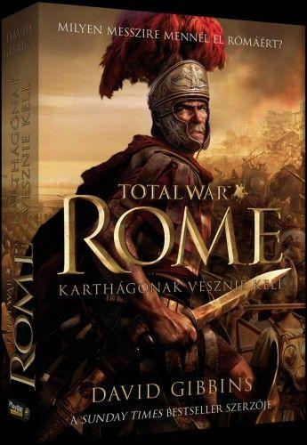 Total War Rome - David Gibbins |