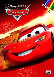 Verdák - Disney Pixar - A4 - Jiri Models pdf epub
