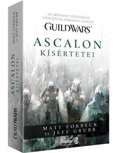 Guild Wars - Ascalon kísértetei - Jeff Grubb pdf epub