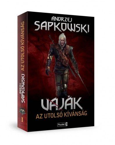 Vaják I. - Az utolsó kívánság - Andrzej Sapkowski pdf epub