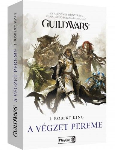 Guild Wars - A végzet pereme - J. Robert King pdf epub