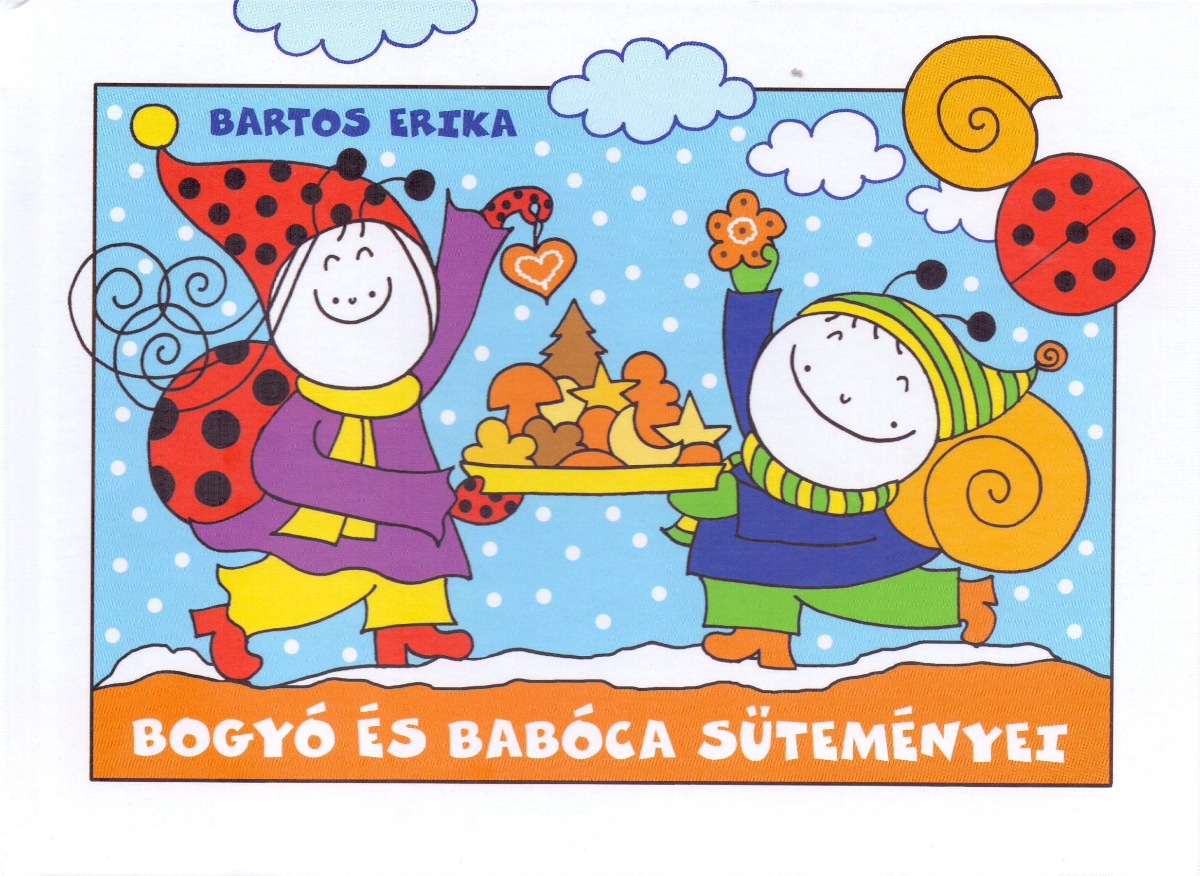 Bogyó és Babóca süteményei