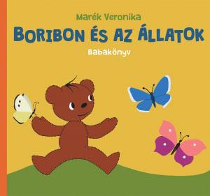 Boribon és az állatok - Babakönyv - Marék Veronika pdf epub