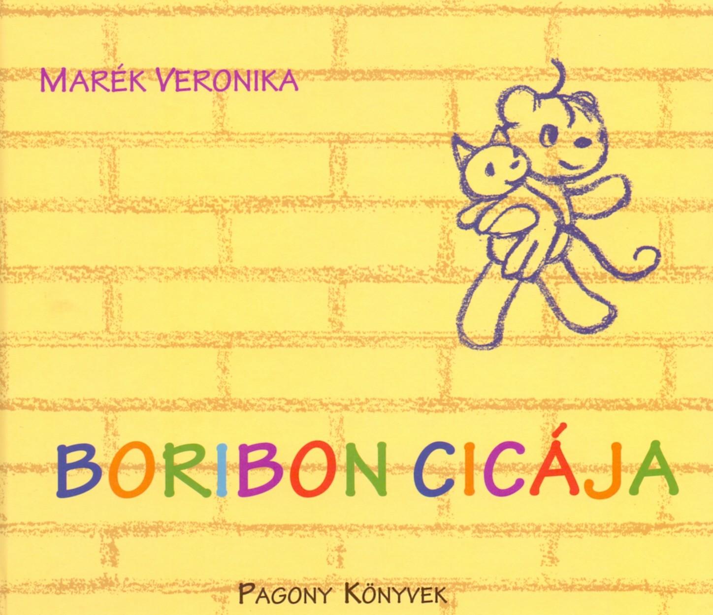 Boribon cicája - Marék Veronika pdf epub