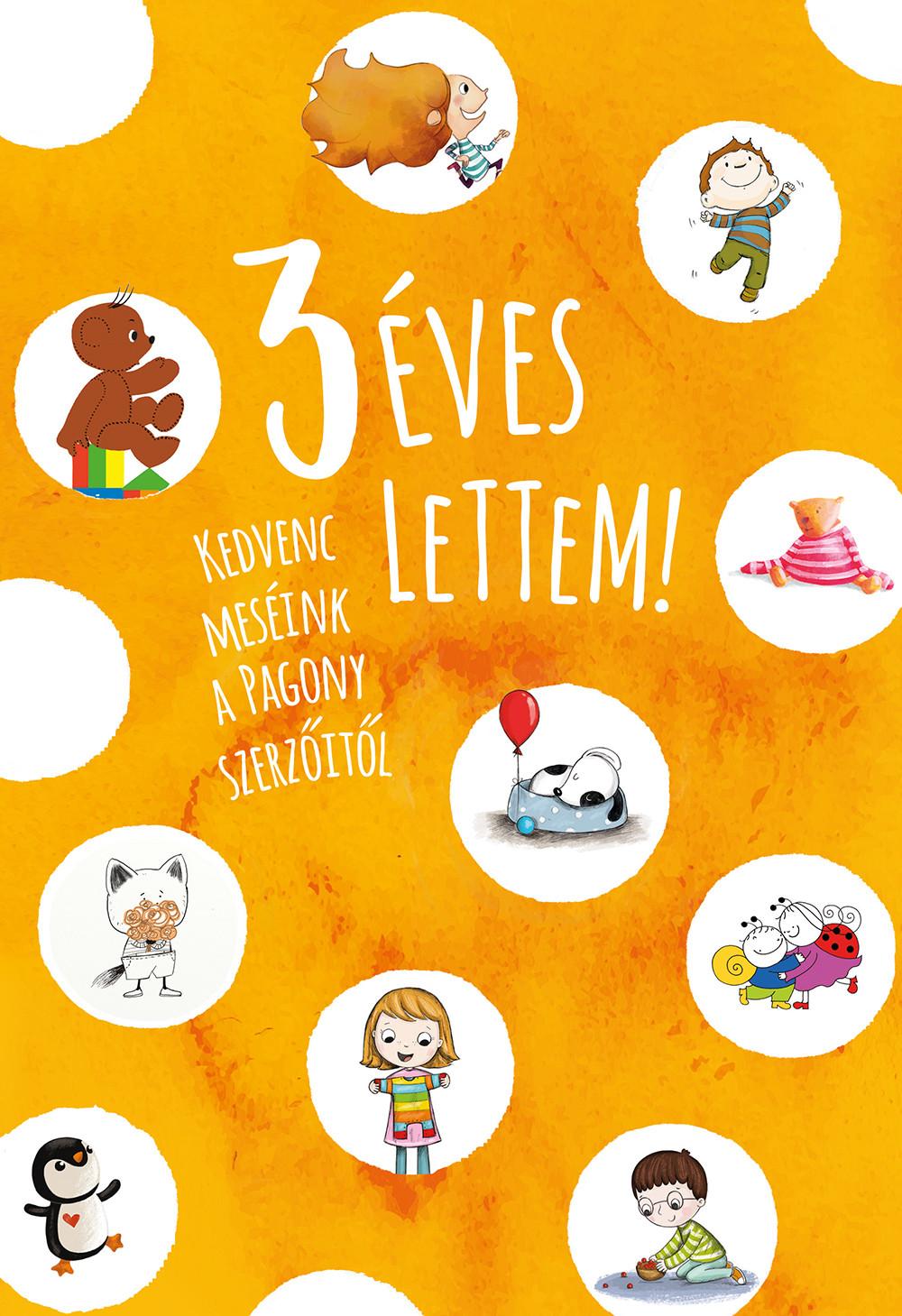 3 éves lettem! -  pdf epub
