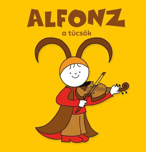 Alfonz, a tücsök