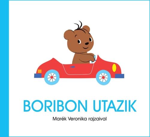 Boribon utazik - Marék Veronika pdf epub