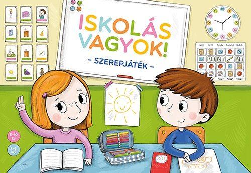 Iskolás vagyok! - szerepjáték