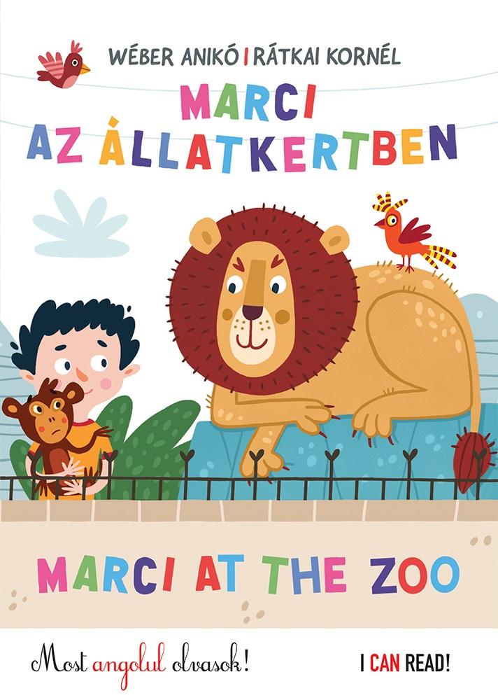 Marci az állatkertben - Marci at the Zoo
