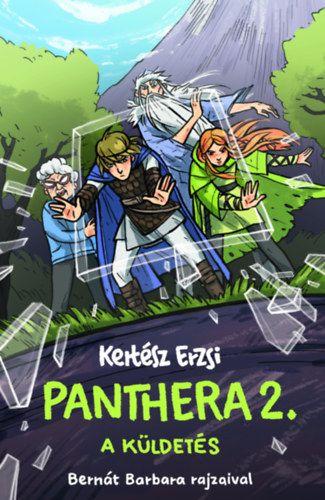 Panthera 2. - A küldetés - Kertész Erzsi |