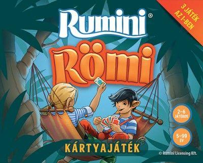 Rumini Römi - Kártyajáték