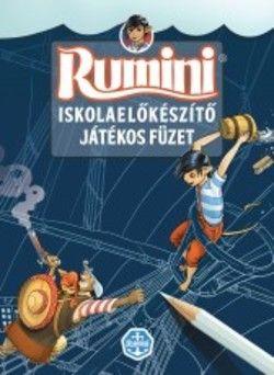 Rumini - Iskolaelőkészítő játékos füzet - Berg Judit pdf epub