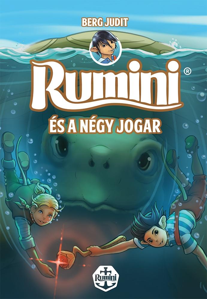 Rumini és a négy jogar - Berg Judit pdf epub