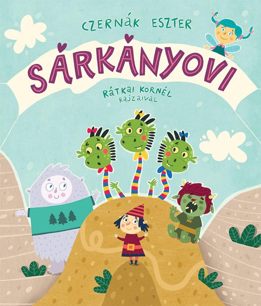 Sárkányovi - Czernák Eszter |