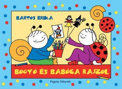Bartos Erika - Bogyó és Babóca rajzol - Bábszínház, Kavicsok
