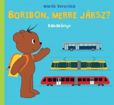 Boribon, merre jársz? - Marék Veronika pdf epub