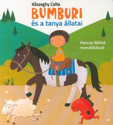 Bumburi és a tanya állatai -  pdf epub