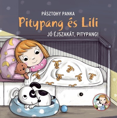 Pitypang és Lili - Jó éjszakát, Pitypang