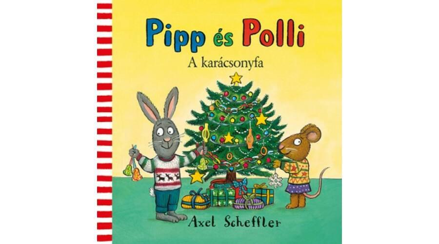 Pipp és Polli – A karácsonyfa