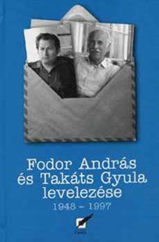 Fodor András és Takáts Gyula levelezése 1948-1997
