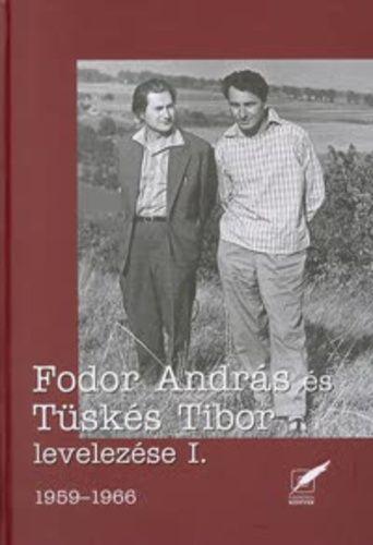 Fodor András és Tüskés Tibor levelezése I. - 1959-1966