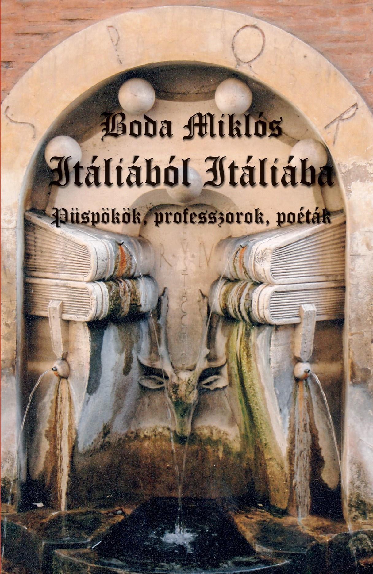 Itáliából Itáliába - Boda Miklós pdf epub
