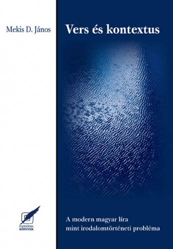 Vers és kontextus - Mekis D. János pdf epub