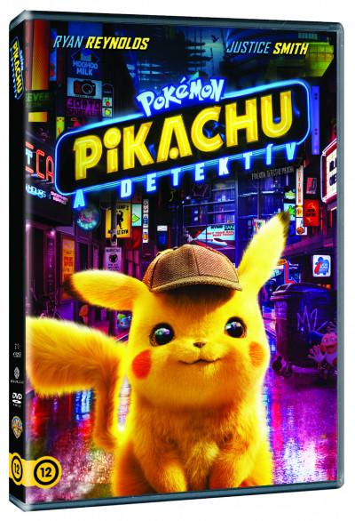Pokémon - Pikachu, a detektív - DVD