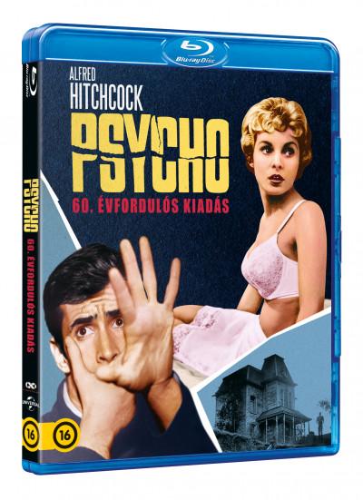 Psycho - Blu-ray