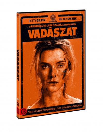 Vadászat - DVD
