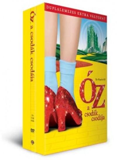 Óz, a csodák csodája - 3 DVD díszdoboz