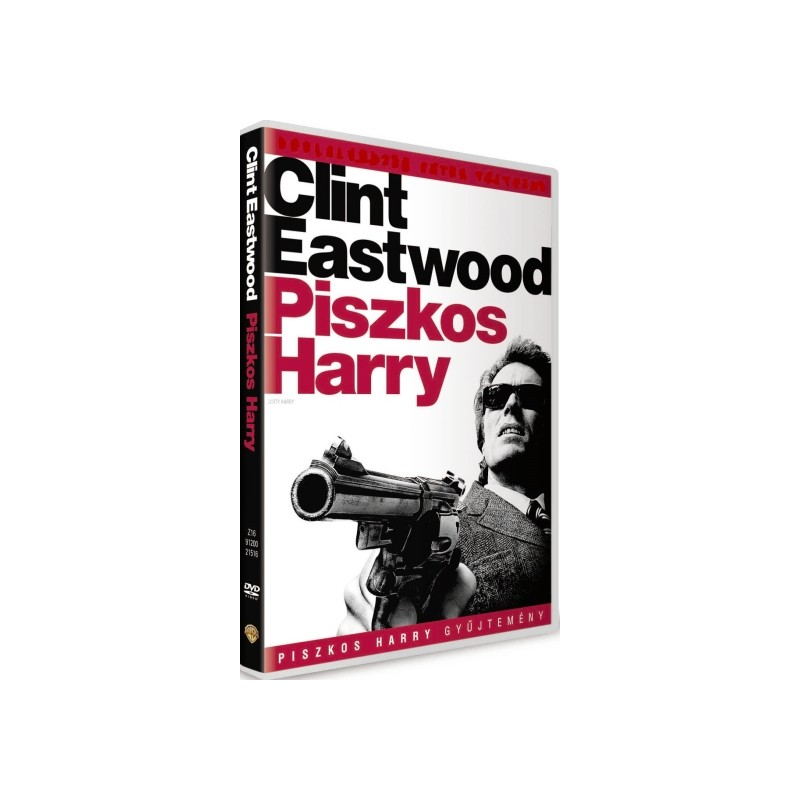 Piszkos Harry - DVD