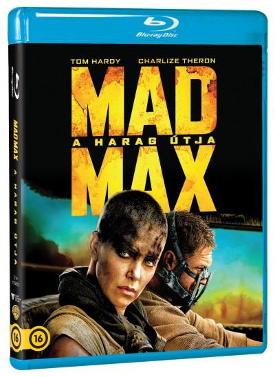 Mad Max - A harag útja - Blu-ray