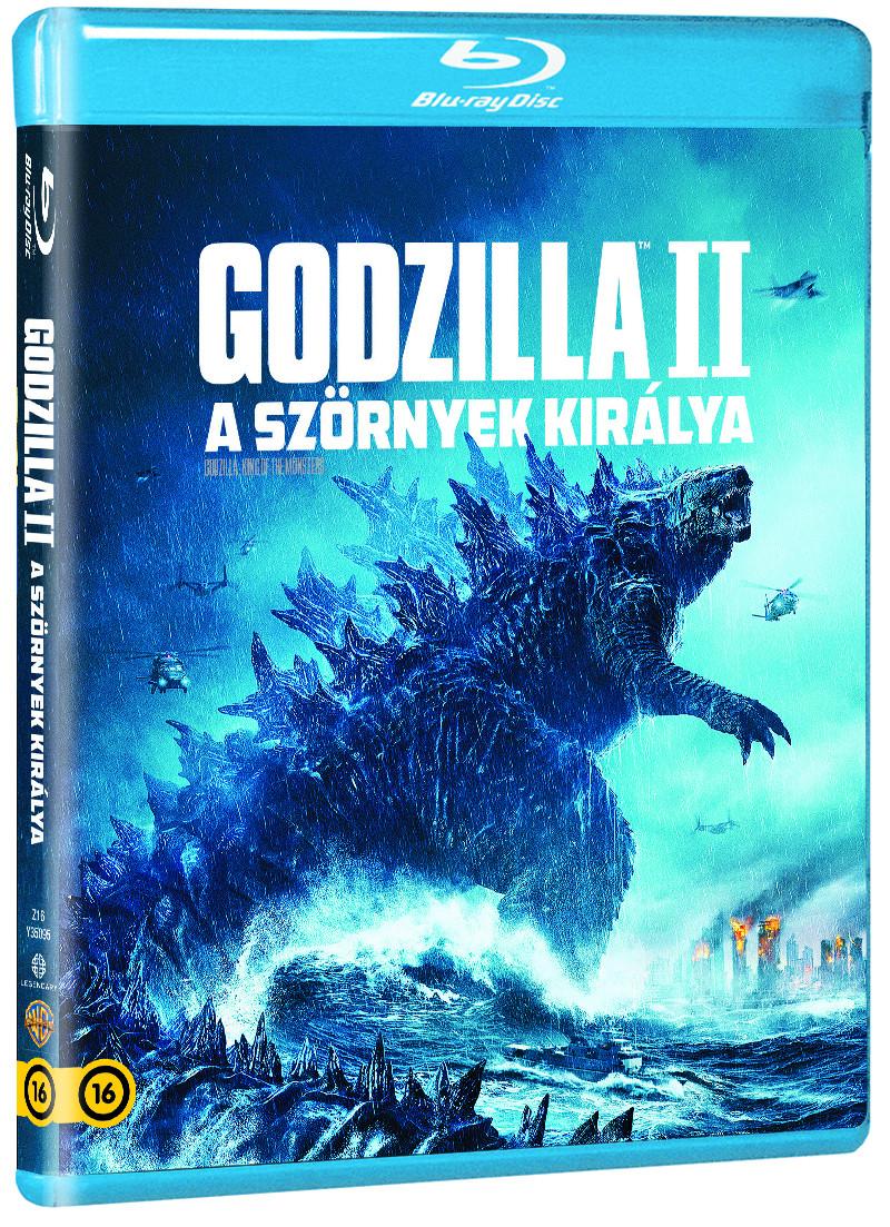 Godzilla II. - A szörnyek királya - Blu-ray