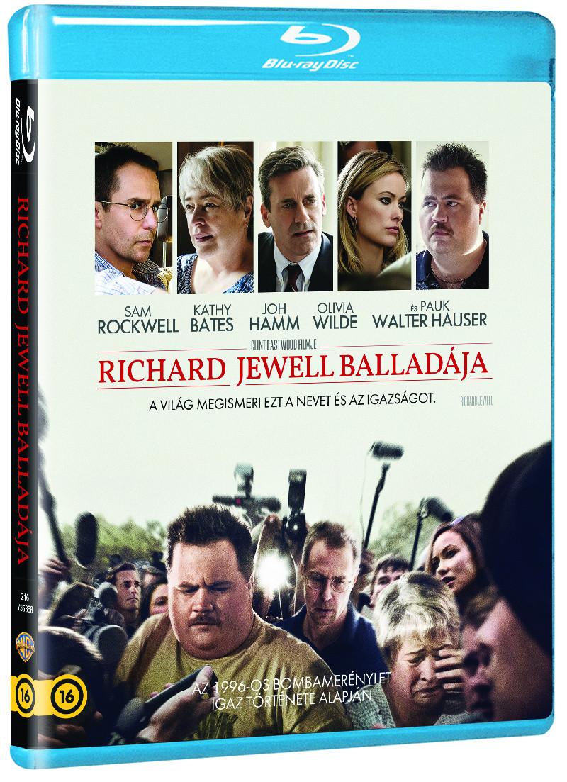Richard Jewell balladája - Blu-ray