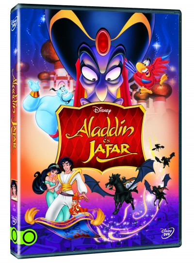 Aladdin és Jafar - DVD