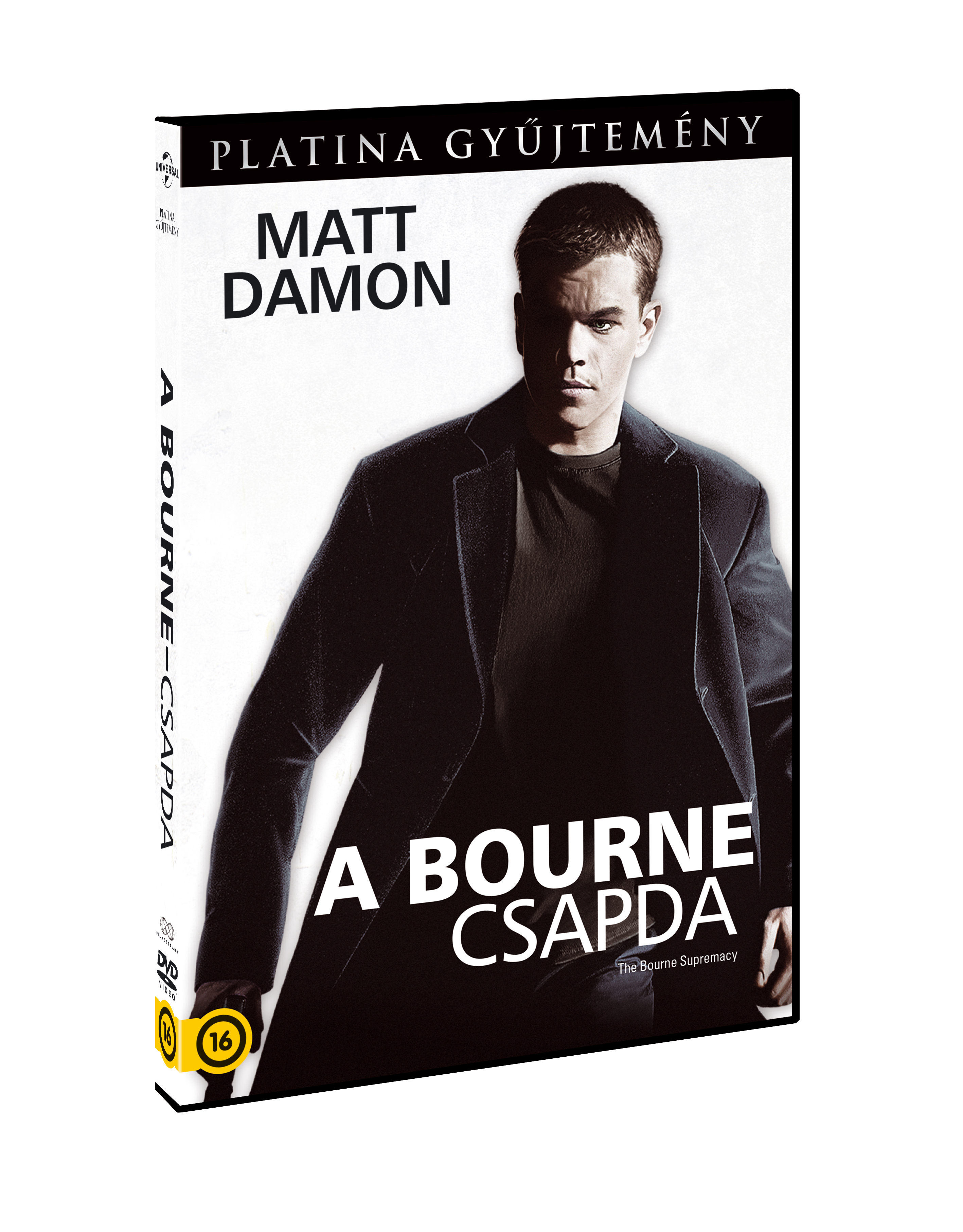 A Bourne csapda - DVD