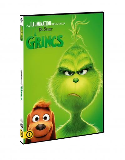 A Grincs - DVD